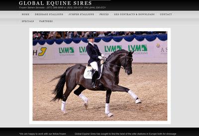 Global Equine Sires
