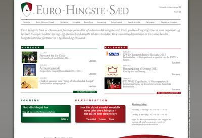 Euro Hingste Sæd